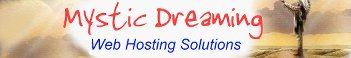 Mystic Dreaming Web Hosting